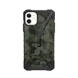 Противоударный чехол UAG PATHFINDER SE CAMO для iPhone 11 хаки (Forrest Camo)