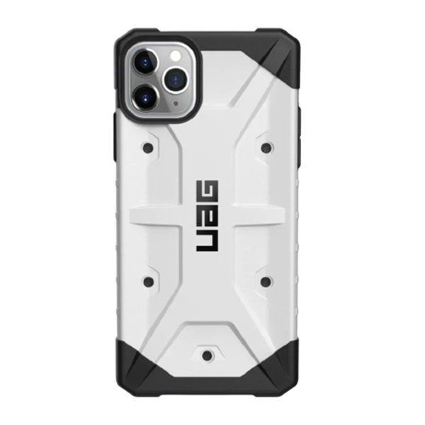 Чехол UAG PATHFINDER Series iPhone 11 Pro Max серый (White)