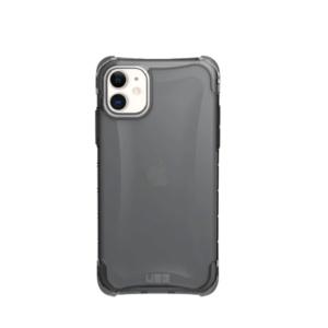 Силиконовый чехол UAG PLYO Series для iPhone 11 прозрачный (Ash)