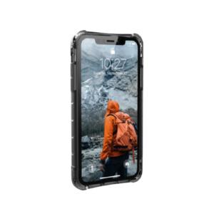 Силиконовый чехол UAG PLYO Series для iPhone 11 прозрачный (Ice)