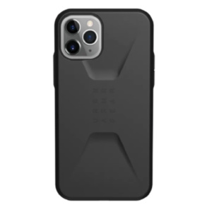 Чехол UAG CIVILIAN Series iPhone 11 Pro черный (Black)