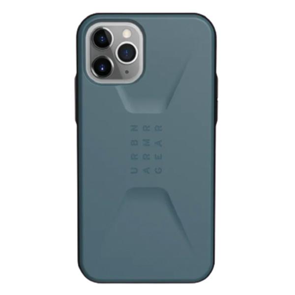 Чехол UAG CIVILIAN Series iPhone 11 Pro Max глубой (Slate)