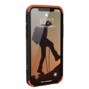 Чехол UAG CIVILIAN Series iPhone 11 Pro Max черный (Black)