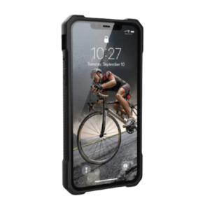 Чехол UAG MONARCH Series для iPhone 11 Pro черный (Black)