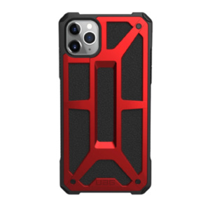 Чехол UAG MONARCH Series для iPhone 11 Pro красный (Crimson)