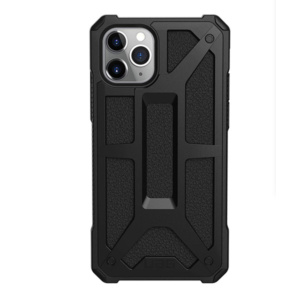 Чехол UAG MONARCH Series для iPhone 11 Pro черный (Black)