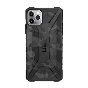 Чехол UAG PATHFINDER SE CAMO Series iPhone 11 Pro хаки (Midnight Camo)