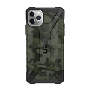 Чехол UAG PATHFINDER SE CAMO Series iPhone 11 Pro Max хаки (Forrest Camo)