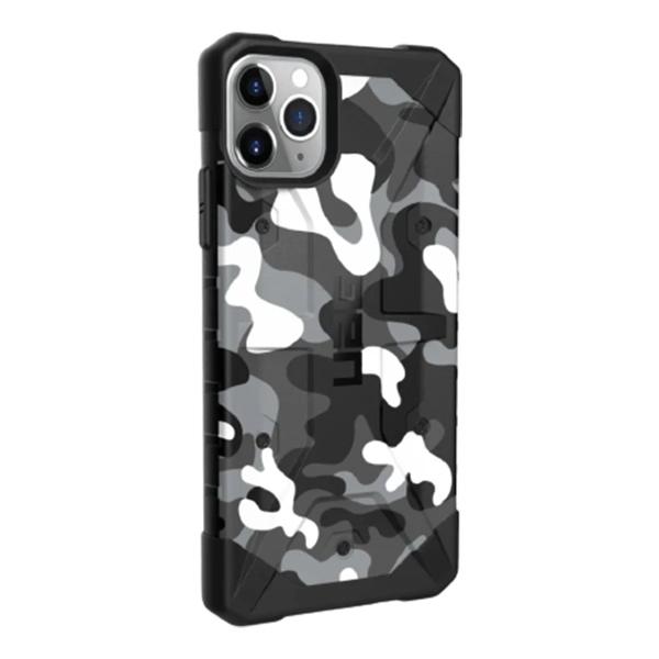 Чехол UAG PATHFINDER SE CAMO Series iPhone 11 Pro Хаки (Arctic Camo)