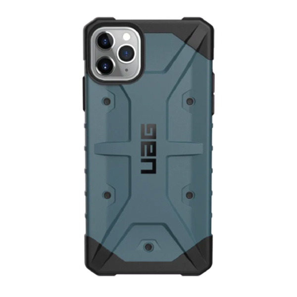 Чехол UAG PATHFINDER Series iPhone 11 Pro Max голубой (Slate)