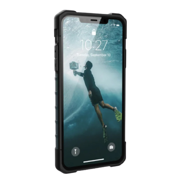 Чехол UAG PATHFINDER Series iPhone 11 Pro Max черный (Black)