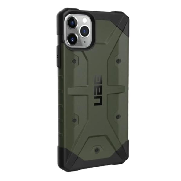 Чехол UAG PATHFINDER Series iPhone 11 Pro Max зеленый (Olive Drab)