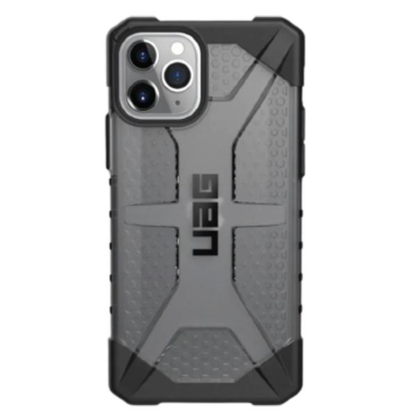 Чехол UAG PLASMA Series iPhone 11 Pro Max серый (Ash)
