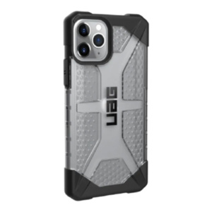Чехол UAG PLASMA Series iPhone 11 Pro Max серый (Ice)