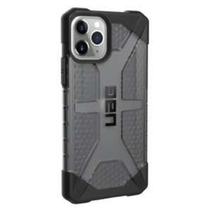 Чехол UAG PLASMA Series iPhone 11 Pro Max серый (Ash)