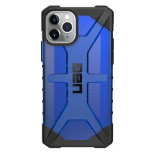Чехол UAG PLASMA Series iPhone 11 Pro синий (Cobalt)