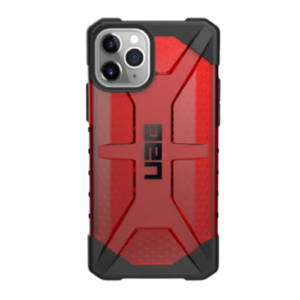 Чехол UAG PLASMA Series iPhone 11 Pro красный (Magma)