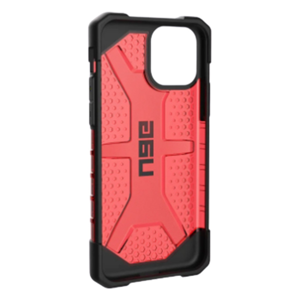 Чехол UAG PLASMA Series iPhone 11 Pro Max красный (Magma)