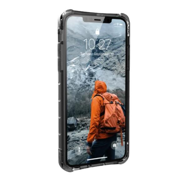 Чехол UAG PLYO Series iPhone 11 Pro Max прозрачный (Ash)