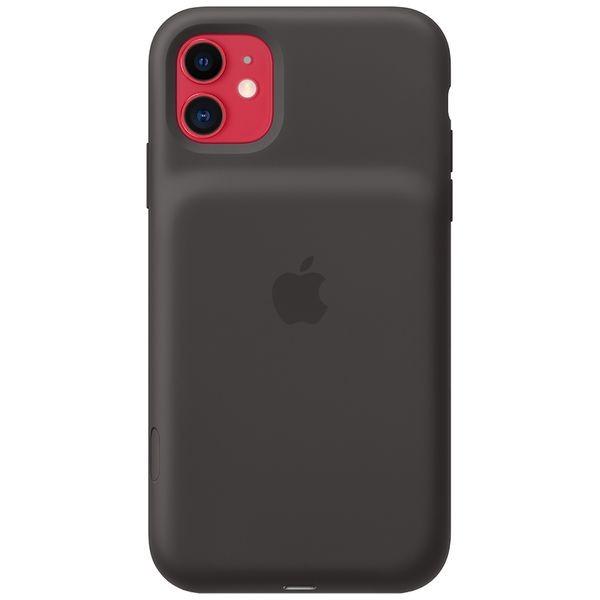 Чехол-аккумулятор Apple Smart Battery Case для iPhone 11 Pro Black MWVL2ZM/A