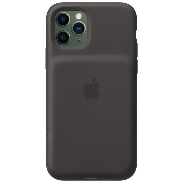 Чехол-аккумулятор Apple Smart Battery Case для iPhone 11 Pro Max Black MWVP2ZM/A