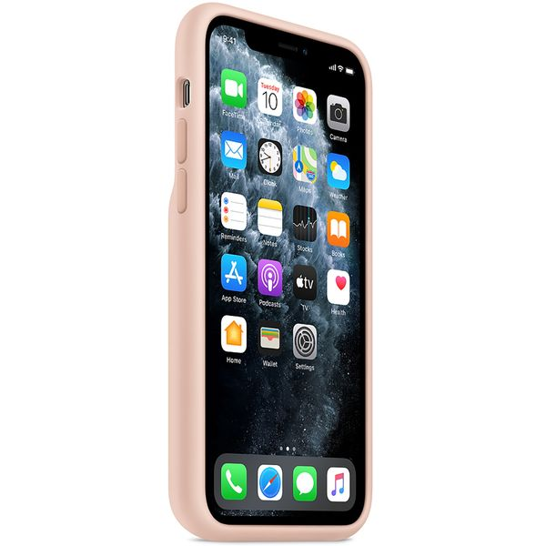 Чехол-аккумулятор Apple Smart Battery Case для iPhone 11 Pro Max Pink Sand MWVR2ZM/A