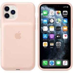 50131916b6 300x300 - Чехол-аккумулятор Apple Smart Battery Case для iPhone 11 Pro Pink Sand MWVN2ZM/A