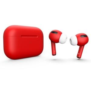 AirPods Pro 0222 300x300 - Беспроводные наушники Apple AirPods Pro Custom Edition красные матовые