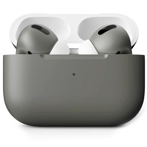 Беспроводные наушники Apple AirPods Pro Custom Edition тёмно-серебристые матовые