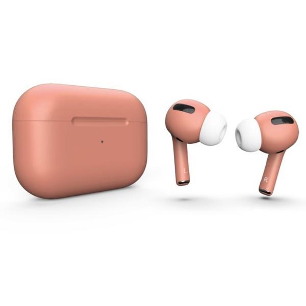 Беспроводные наушники Apple AirPods Pro Custom Edition ванильные матовые