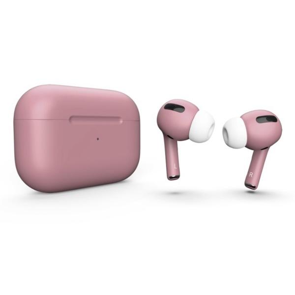 Беспроводные наушники Apple AirPods Pro Custom Edition розовое золото матовые