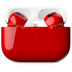 AirPods Pro w111 300x300 - Беспроводные наушники Apple AirPods Pro Custom Edition красные глянцевые
