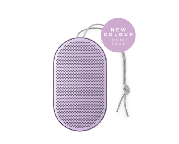 Bang Olufsen BeoPlay P2 Lilac 11 600x483 - Портативная акустика Bang & Olufsen BeoPlay P2 Lilac