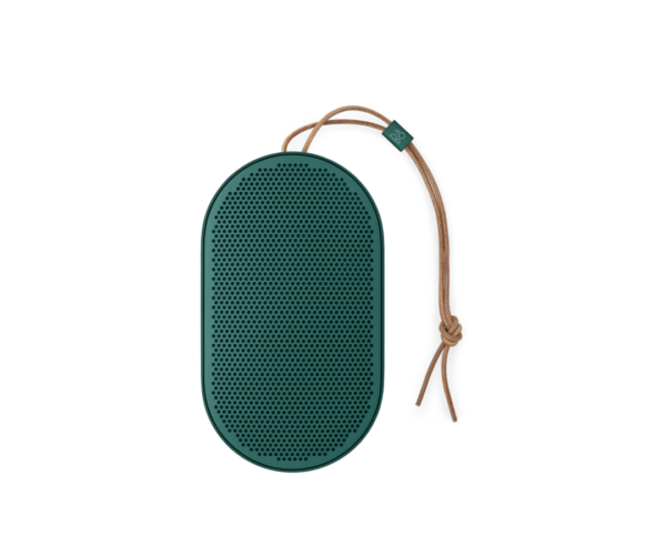 Bang Olufsen BeoPlay P2 Teal 1 600x483 - Портативная акустика Bang & Olufsen BeoPlay P2 Teal