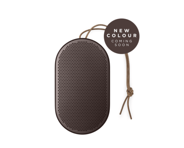 Bang Olufsen BeoPlay P2 Umber 1 600x483 - Портативная акустика Bang & Olufsen BeoPlay P2 Umber