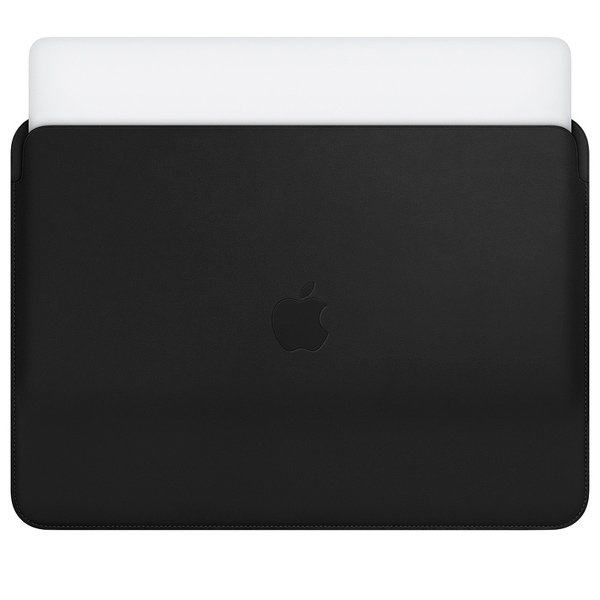 "Кейс для MacBook Apple 13"" Macbook Pro Leather Black (MTEH2ZM/A)"