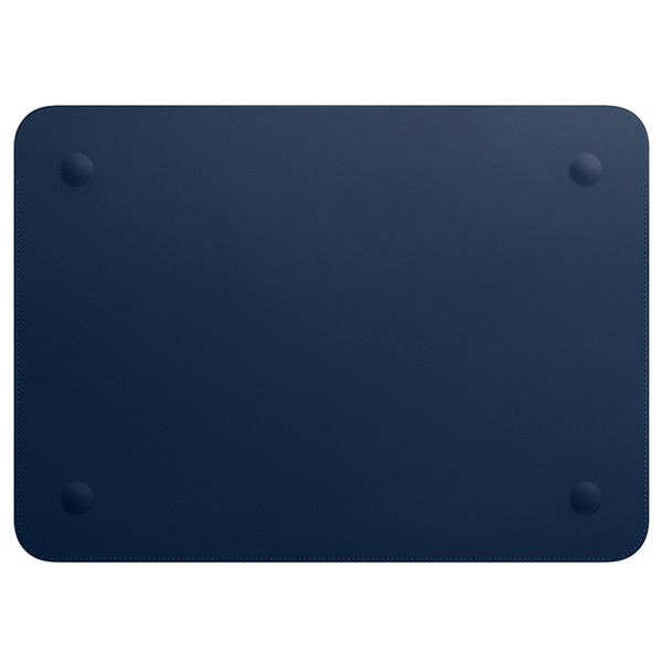 "Кейс для MacBook Apple 13"" Macbook Pro Leather Midnight Blue (MRQL2ZM/A)"