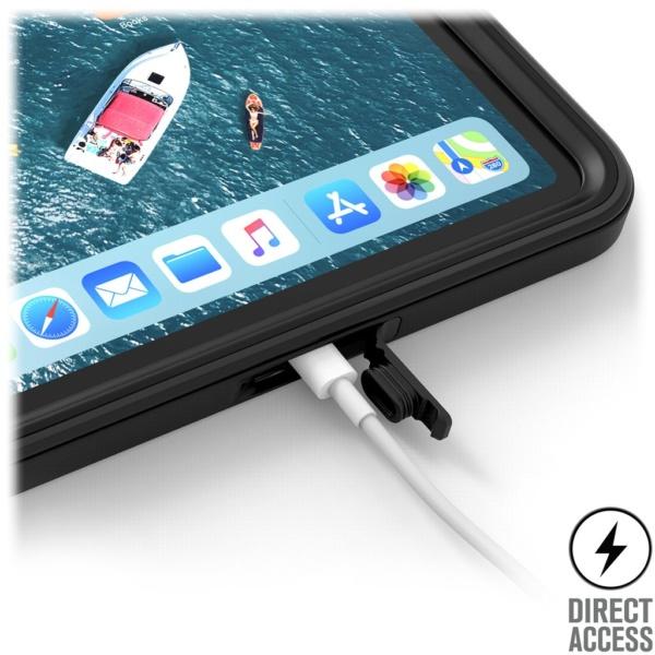 Водонепроницаемый чехол Catalyst Waterproof Case для iPad Pro 11 (2018) Черный
