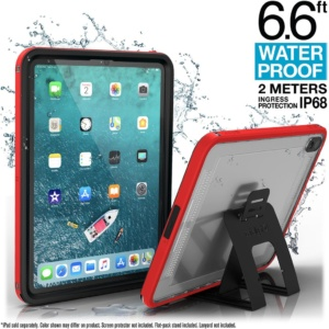 catipdpro11red j1 300x300 - Водонепроницаемый чехол Catalyst Waterproof Case for 11 iPad Pro Красный Red CATIPDPRO11RED