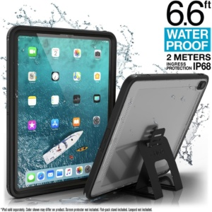 catipdpro12blk3 w1 300x300 - Водонепроницаемый чехол Catalyst Waterproof Case for 12.9 2018 iPad Pro Черный Stealth