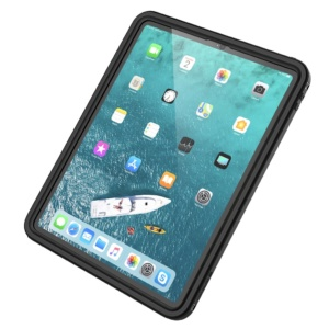 catipdpro12blk3 w2 300x300 - Водонепроницаемый чехол Catalyst Waterproof Case for 12.9 2018 iPad Pro Черный Stealth
