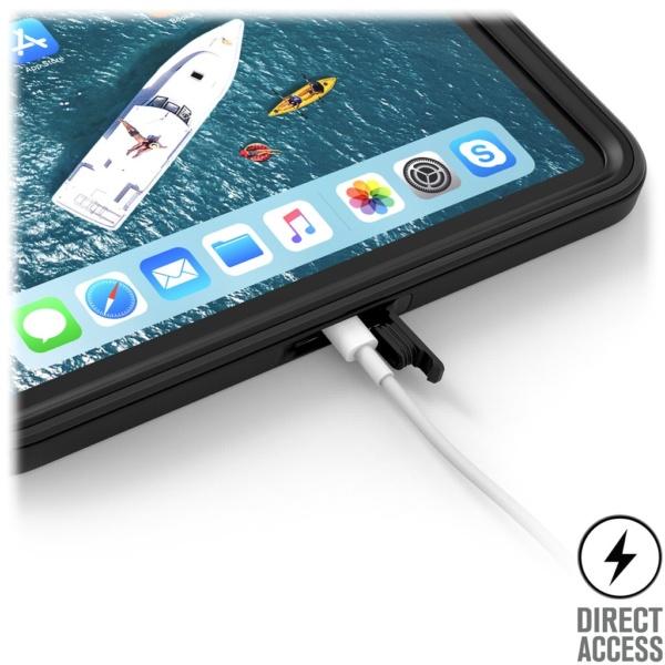 Водонепроницаемый чехол Catalyst Waterproof Case для iPad Pro 12.9 (2018) Черный
