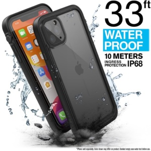 catipho11blkl j1 300x300 - Водонепроницаемый чехол Catalyst Waterproof Case for iPhone 11 Pro Max Черный CATIPHO11BLKL