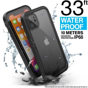 catipho11blkm 1  300x300 - Водонепроницаемый чехол Catalyst Waterproof Case for iPhone 11 Черный CATIPHO11BLKM