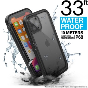 catipho11blks q1 300x300 - Водонепроницаемый чехол Catalyst Waterproof Case for iPhone 11 Pro Черный Stealth CATIPHO11BLKS
