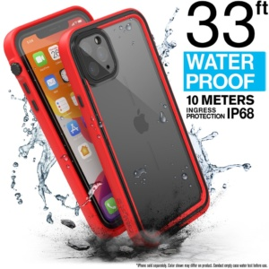 catipho11redl g2 300x300 - Водонепроницаемый чехол Catalyst Waterproof Case for iPhone 11 Pro Max Красный