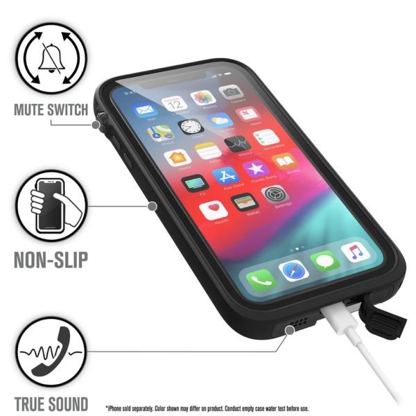 Водонепроницаемый чехол Catalyst Waterproof Case для iPhone XR Черный