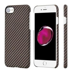 iphone 8 plus a1 300x300 - Карбоновый чехол Pitaka MagEZ Case (Кевлар) для iPhone 8 черно-коричневый в полоску
