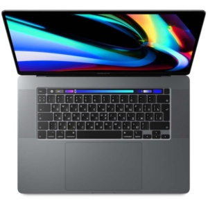 Apple MacBook Pro 16 2019 CUSTOM  i7 2.6/16GB/512GB Space Gray Z0XZ006T