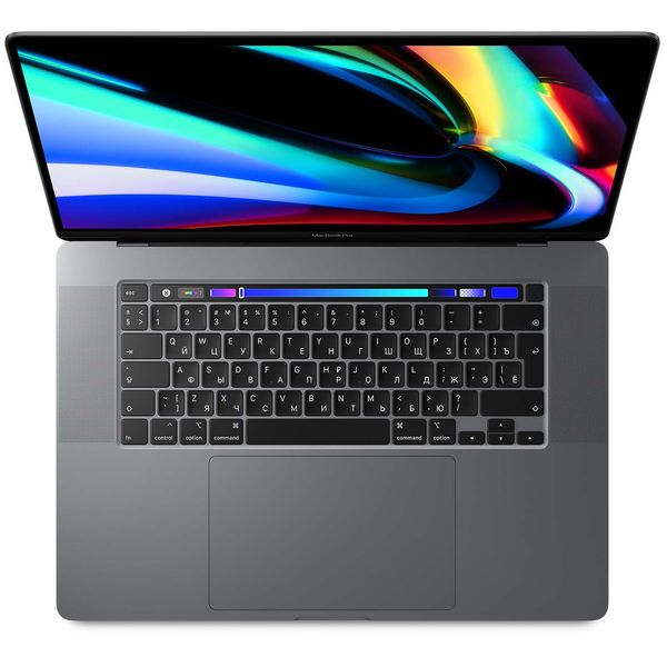 Apple MacBook Pro 16 2019 i7 2.6/16GB/512GB Space Gray MVVJ2LL/A